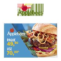 Vale Presente Applebee\'s Bônus