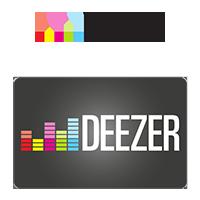 Vale Presente Deezer