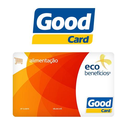 Vale Presente Good Card Alimentação
