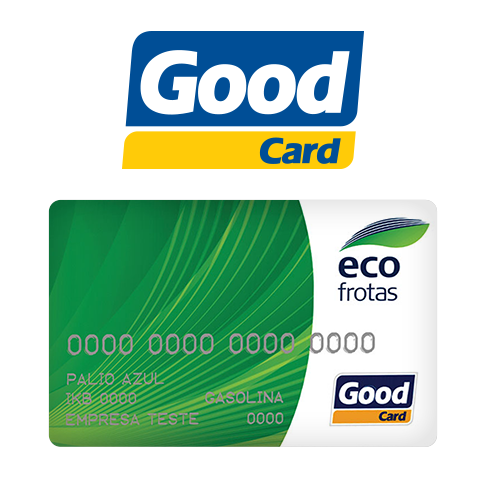 Vale Presente Good Card Combustível