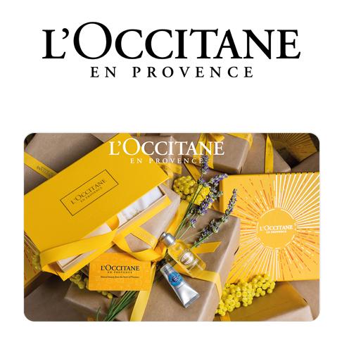 Vale Presente L'Occitane en Provence