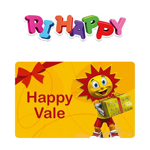 Vale Presente Happy Vale – Ri Happy