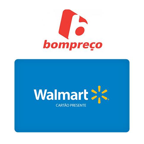 Vale Presente Bompreço – Walmart