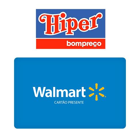 Vale Presente Hiper Bompreço – Walmart