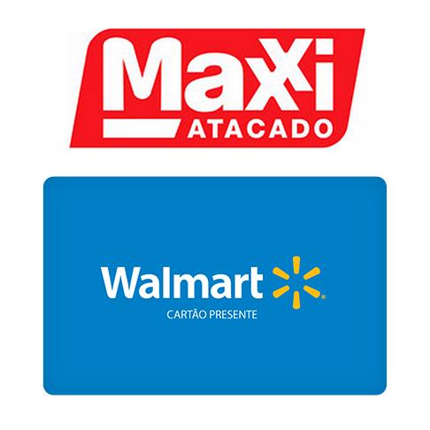 Vale Presente Maxxi Atacado – Walmart