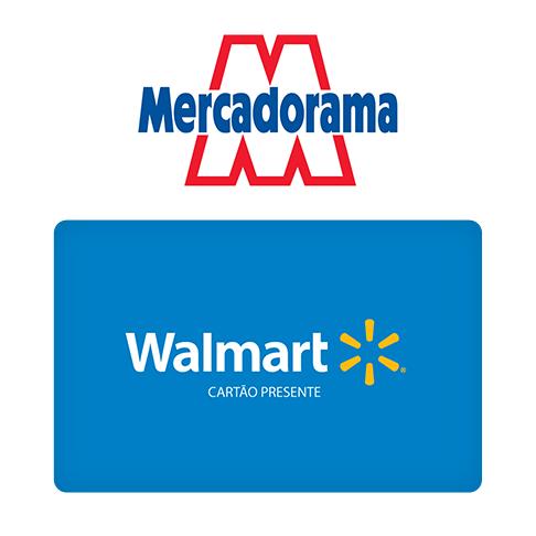 Vale Presente Mercadorama – Walmart