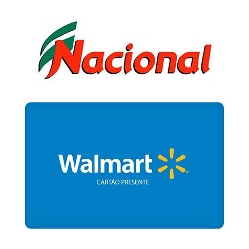 Vale Presente Nacional – Walmart