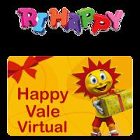 Vale Presente Happy Vale Virtual – Ri Happy