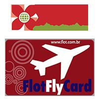 Vale Presente Flot Fly Card