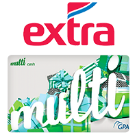 Vale Presente Extra - Multicash