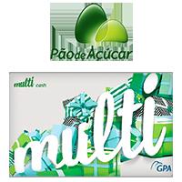 Vale Presente Pão de Açúcar - Multicash