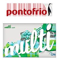 Vale Presente Ponto Frio - Multicash