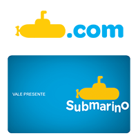 Vale Presente Submarino