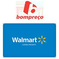 Vale Presente Bompreço - Walmart