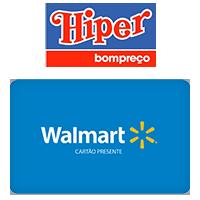Vale Presente Hiper Bompreço - Walmart