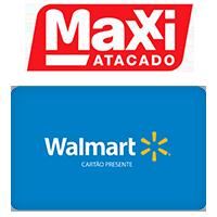 Vale Presente Maxxi Atacado - Walmart