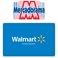 Vale Presente Mercadorama - Walmart