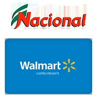 Vale Presente Nacional - Walmart