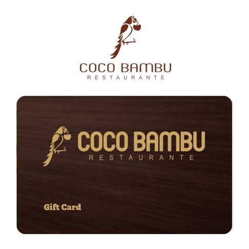 Vale Presente Coco Bambu