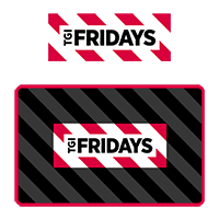 Vale Presente T. G. I. Friday\'s