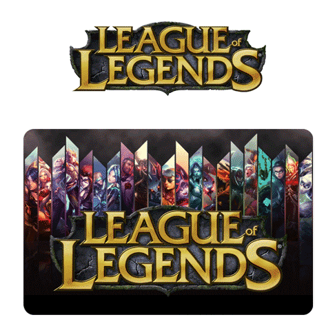 Vale Presente League of Legends – LOL