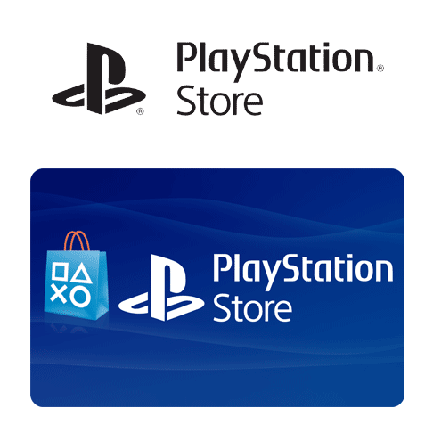 Vale Presente Play Station Store
