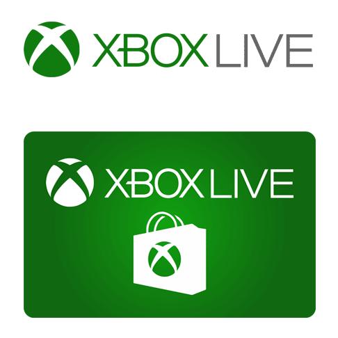 Vale Presente Xbox LIVE