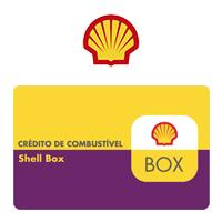 Vale Presente Crédito de Combustível Shell Box
