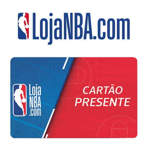 Vale Presente Loja NBA.com