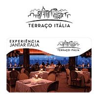 Vale Presente Terraço Itália Experiências