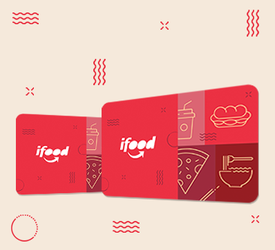 Vale Presente Ifood Card