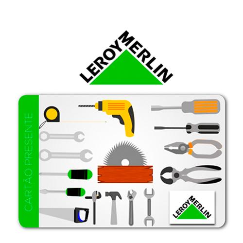 Vale Presente Leroy Merlin