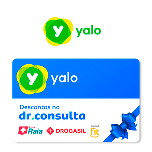 Vale Presente YALO Dr. Consulta Saúde