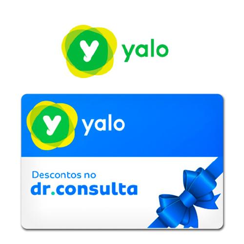 Vale Presente YALO Dr. Consulta Fidelidade