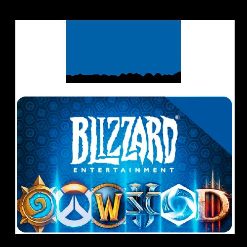 Vale Presente Blizzard