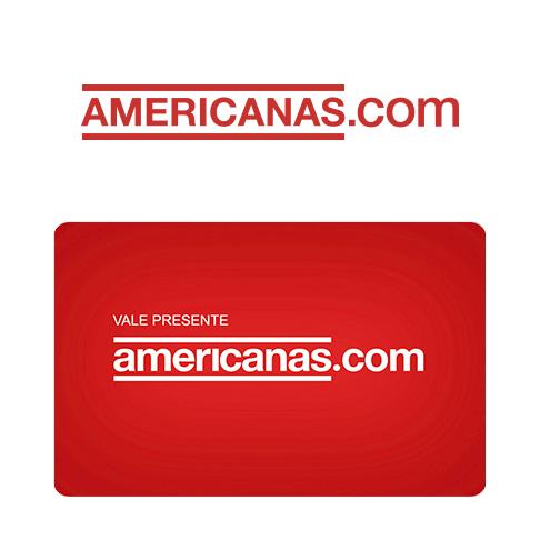 Vale Presente Americanas.com