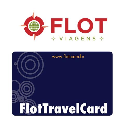 Vale Presente Flot Travel Card