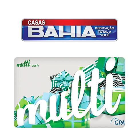 Vale Presente Casas Bahia – Multicash