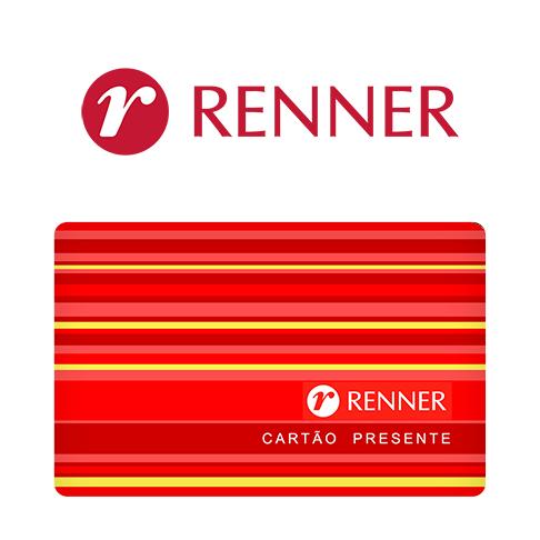 Vale Presente Renner