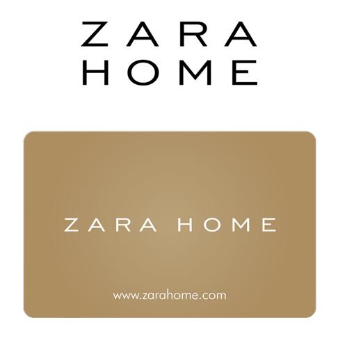 Vale Presente Zara Home