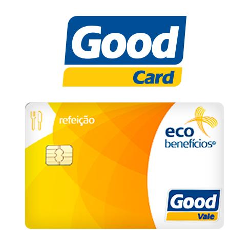 Vale Presente Good Card Refeição