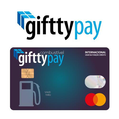 Vale Presente GifttyPay Combustível