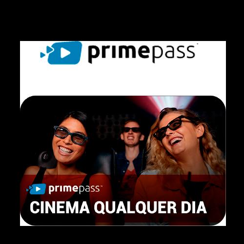 Vale Presente Primepass Cinema Qualquer Dia
