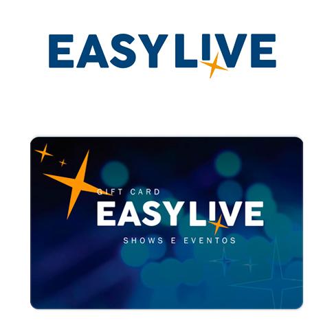 Vale Presente Easy Live – Shows e Eventos