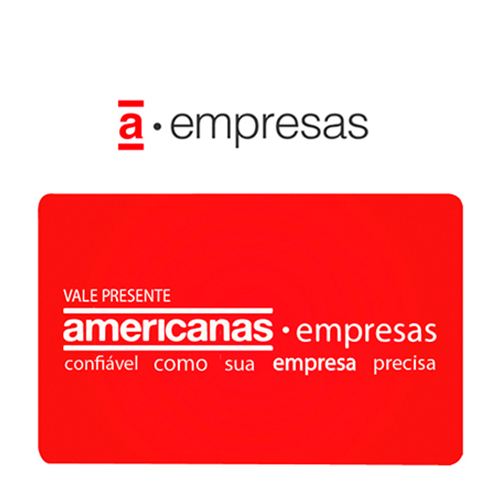 Vale Presente Americanas Empresas