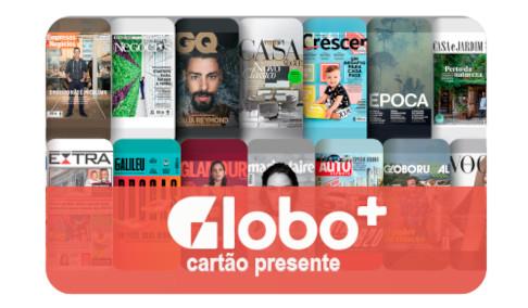 Vale Presente Globo +