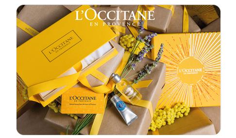 Vale Presente L\'Occitane en Provence