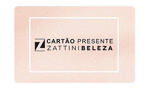 Vale Presente Zattini Beleza