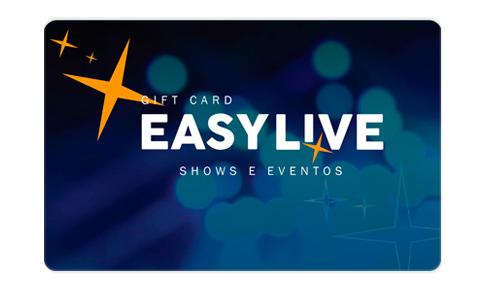 Vale Presente Easy Live - Shows e Eventos