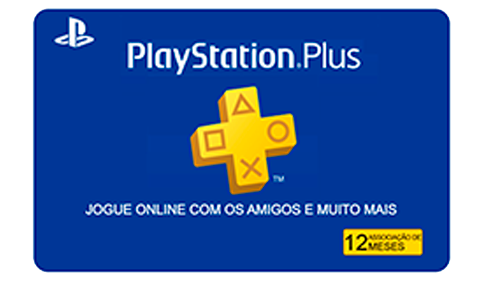 Vale Presente PlayStation Plus